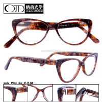 2015 newest design eyewear Acetate cat eyes design Frame K9065