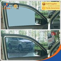 High definition PET material 3M quality 1.52m*30m car window glass metallic film