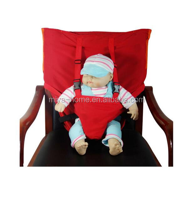 High quality Baby Feeding Seat travel Sacking Seat / portable baby travelling chair belt / Infant Sacking Seat