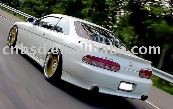 SC 300/400 Vertex Body kit /Rear Lips for 93-97 Lexus SC 300/400 Vertex Full Body Kit