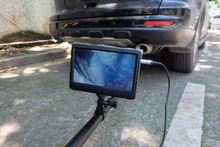 1080P HD 2M Waterproof Portable digital Under Vehicle inspection Camera with a 7inch HD HDMI input monitor