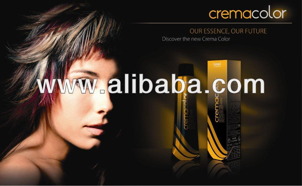 Crema Color - Hair colour line in 60 ml.