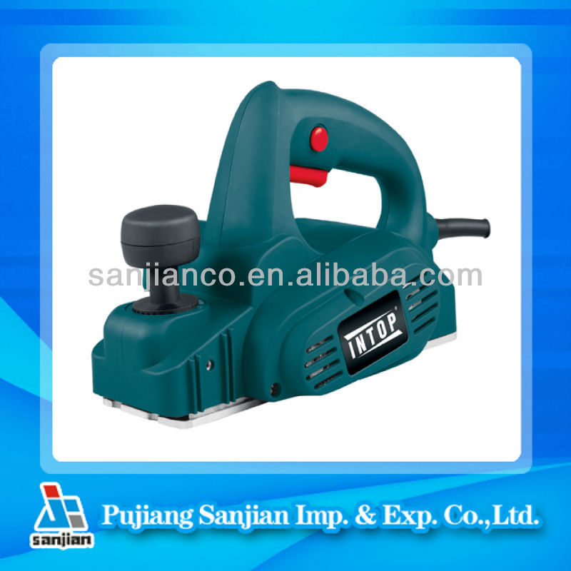 710W 82x2mm Small Electric Planer, high quality portable hand planer