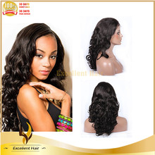 New product peruvian hair small cap size wet and wavy cheap lace front wig