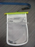 Watert Proof phone Bag 20*10CM With bar and strip