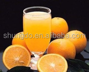 Natural orange powder spray drying 100% soluble in water Food and beverage of orange powder