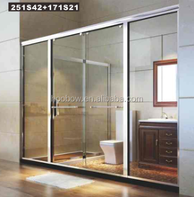 Multifunction Custom Made Modular Shower Unit Complete Portable Shower Enclosure