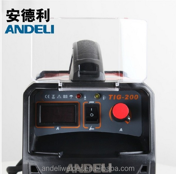 2015 Newest Design Best Quality Inverter DC MMA Welding Machine TIG Welding Machine 2 in 1 Mig TIG MMA 200 ARC Welder 200A