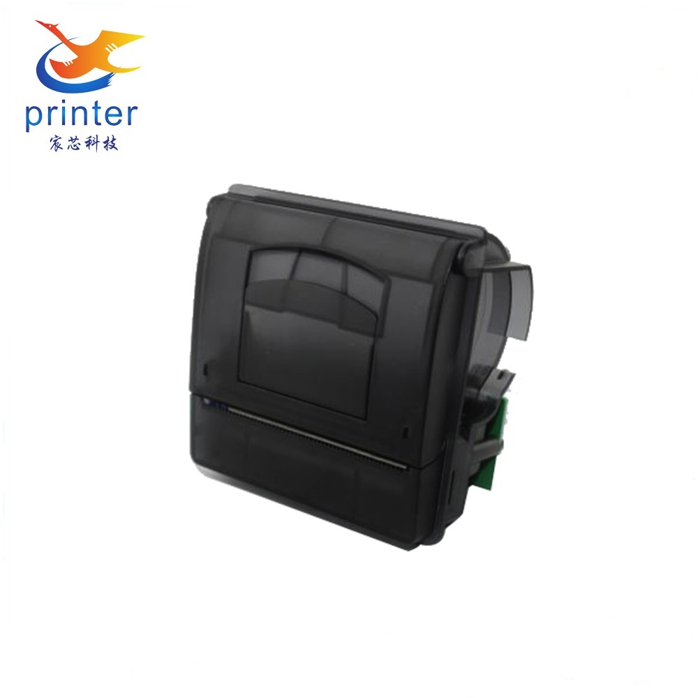 2 inch compact panel mount thermal printer 58mm mirco panel printer part