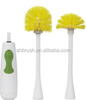 Battery operated electric bathroom cleaning brush from china