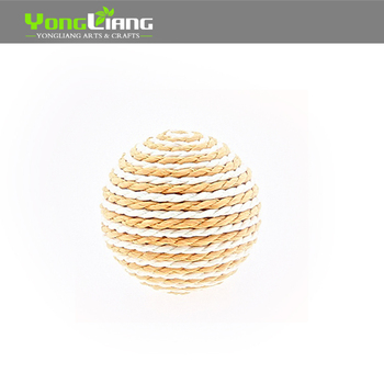 Festival Decoration Paper Ball Paper Yarn Making Up the Ball
