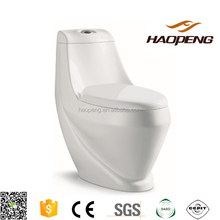 China toilet factory ceramic sanitary ware one piece toilet bowl/ Colored toilet price