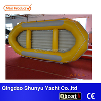 used rescue boat inflatable raft boat for sale