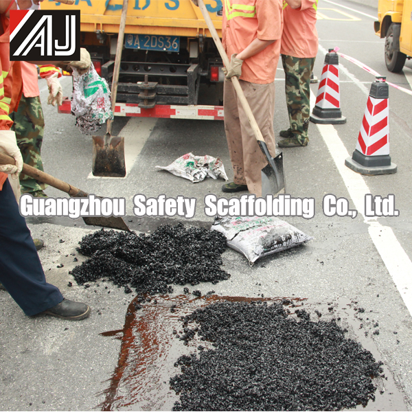 Low Repair Costs and Hot Sale Road Repair Material Cold Mix Asphalt
