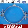 Hot-dip Galvanized Anchor Ear/ Cable Hoop/ Pole Hoop Electric Power Ftting /Fastener