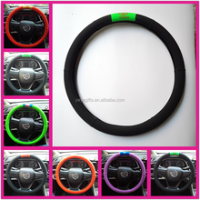 new model fashionable silicone steering wheel covers for cars