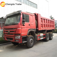 China Tow Truck 30 ton Lorry Truck Dimensions Dump Truck For Myanmar