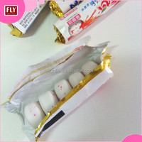 Gourmet Food Fruit Chewing Gum, Center Filled Bubble Gum with Jam