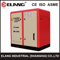 Original Design Factory Direct Sale Variable Speed Drive ELANG Brand Screw Compressor Air