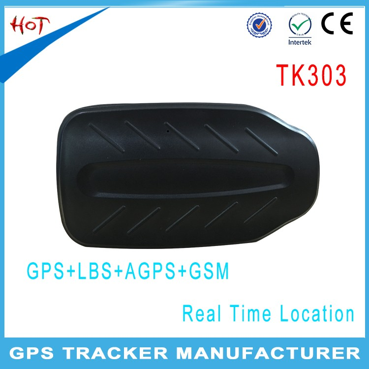 wireless gps car tracker long lasting battery with anti jamming