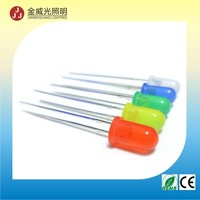 5mm LED light emitting diode 1000pcs component package(Red,Green,Yellow,Blue,Amber,White,Purple)