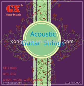 High quality acoustic guitar strings,head of the machine guitar