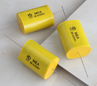 Tubular MKT Poly Capacitor Axial 0.47uf 474 630V,564j 400v metallized polypropylene film capacitor