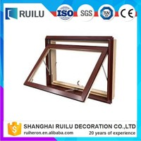 Hign quality soundproof thermal break aluminum window skylight