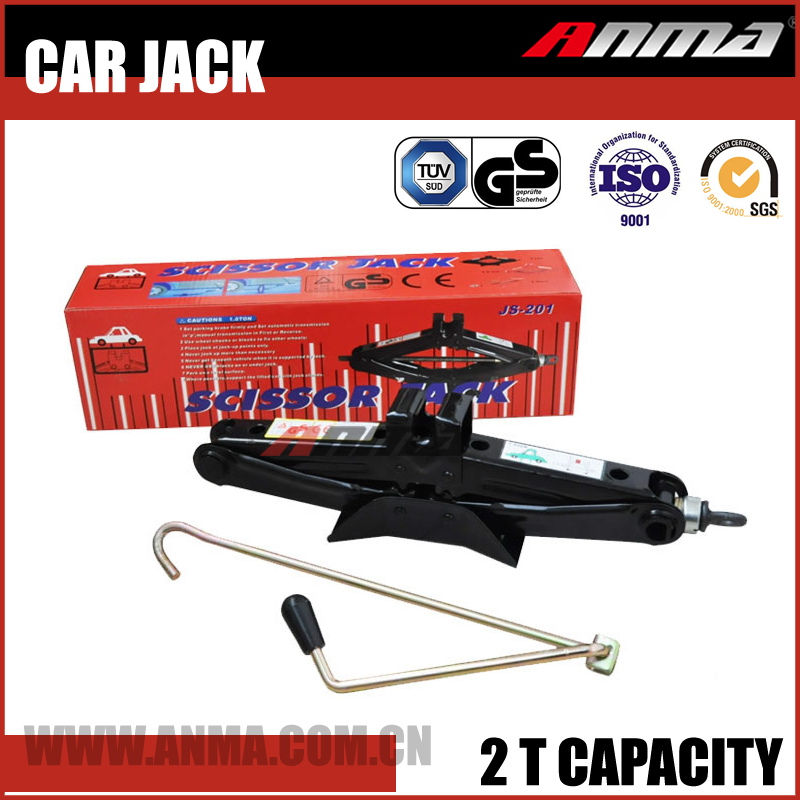 3 ton 12 volt mini electric inflatable car hydraulic jack