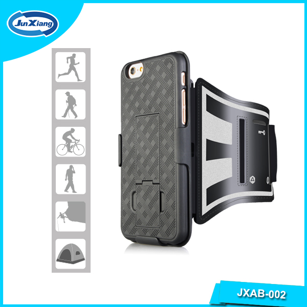 2016 New Arrival Custom Running Phone Armband Badge Holder for iPhone 6