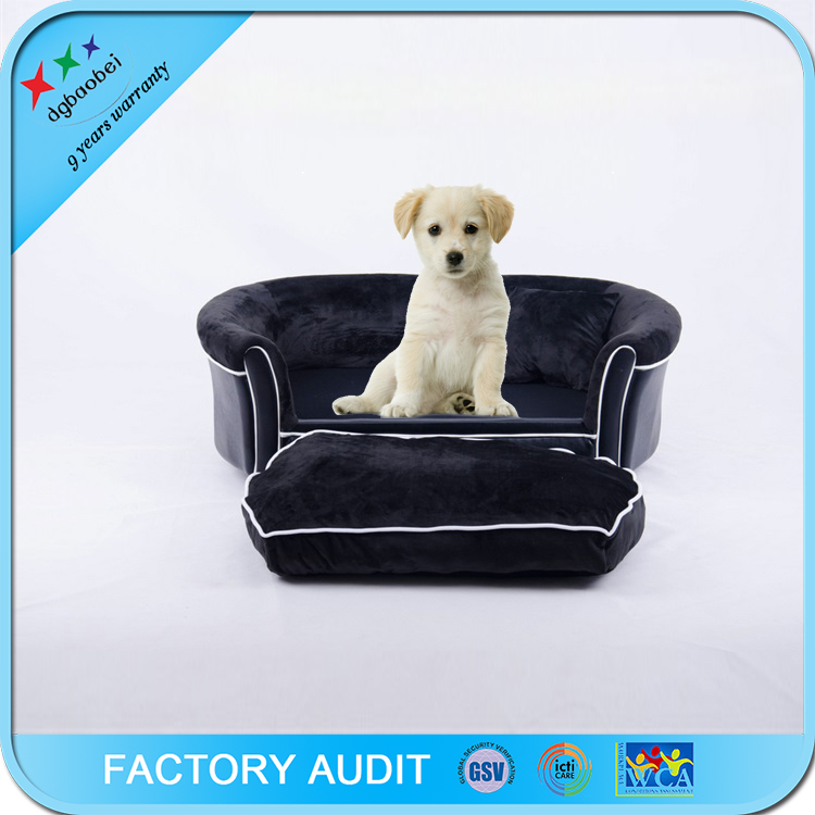 Factory Pet Products Lovely Sofa Series Pet Bed