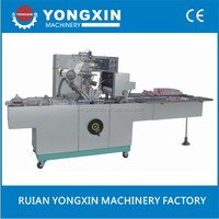 Cellophane Packing Machine For Liquid Cosmetic Bottle