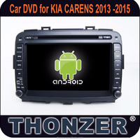 "ROM 16GB 1024*600 Quad Core Android 6.0 Fit Carens 2013 2014 2015 8"" Car DVD Player GPS 4G Carens Stereo Radio"