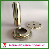 stainless steel swimming pool fence spigot,bolt down spigot