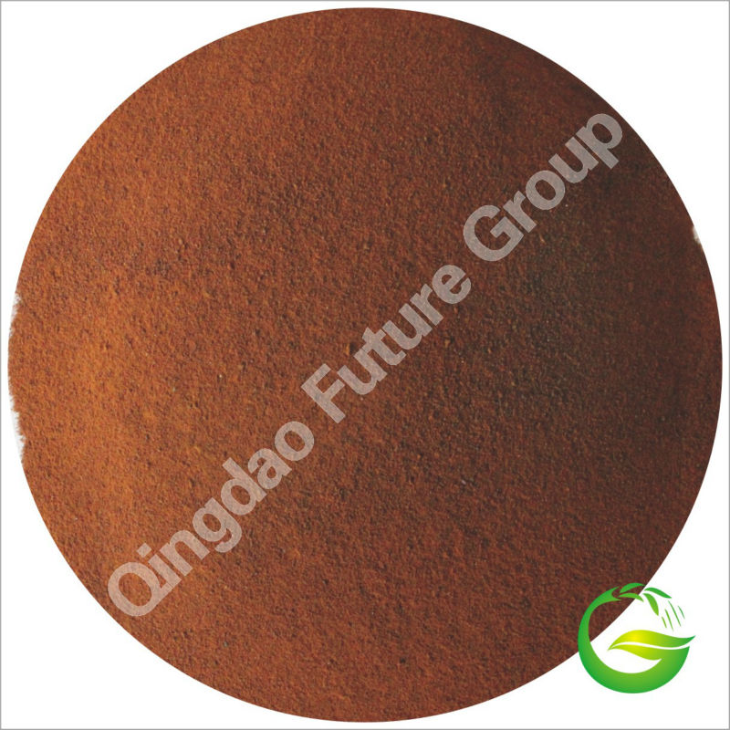 soluble Potassium Fulvate from vegetable mineral