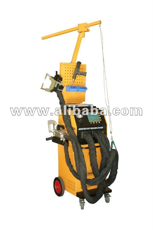 Invertor spot welder