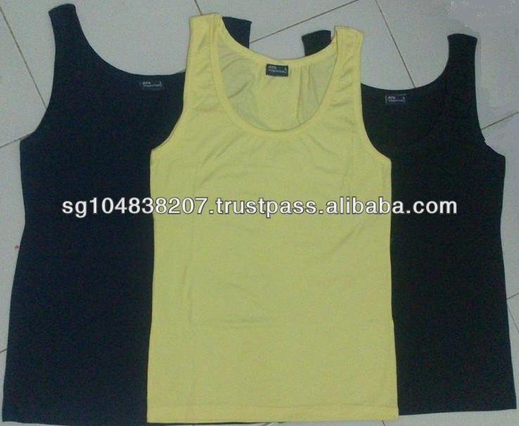 Women Cotton Tank Tops Knitted