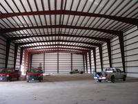 Eachmetal steel structure warehouse drawings