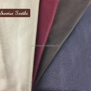 leather like sofa upholstery fabric prices 100% polyester sofa made in china