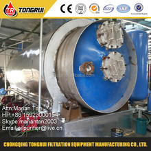 Used Plastic Motor Oil Pyrolysis recycling machine