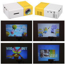 pocket mini projector with mobile phone and Tv HD1080 portable led mini projector