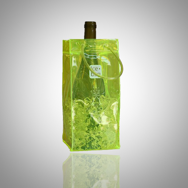 Wholesale High Quality pvc ice bag for wine Bottle