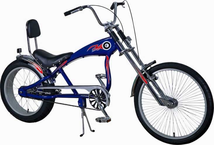 26INCH+20INCH HI-TEN STEEL CHOPPER BEACH CRUISER BIKE/CHOPPER BIKE/CHOPPER BICYCLES