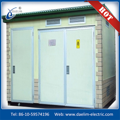 35kV Electrical Substation for design and install