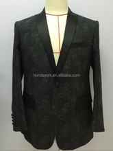 Fashion Men's Wedding Tuxedo with one button
