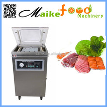Household vacuum package machine for vegetable