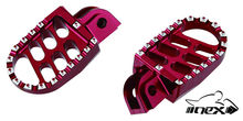 NEX ALUMINUM DIRT BIKE FOOT PEGS FOR KTM