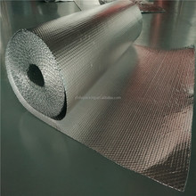 Aluminum Bubble Reflective Heat Resistant Insulation Materials