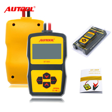 Autool Auto battery tester BT360/Car battery tester bt360 Conductance 12V car battery tester Analyzer