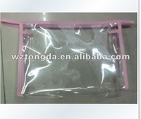 Eco-friendly Clear pvc shopping promotion bags
